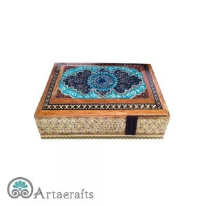 Jewelry inlay box