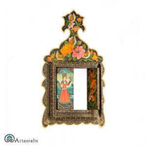 luxury wooden mirror
