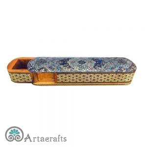 Arabesque pencil box