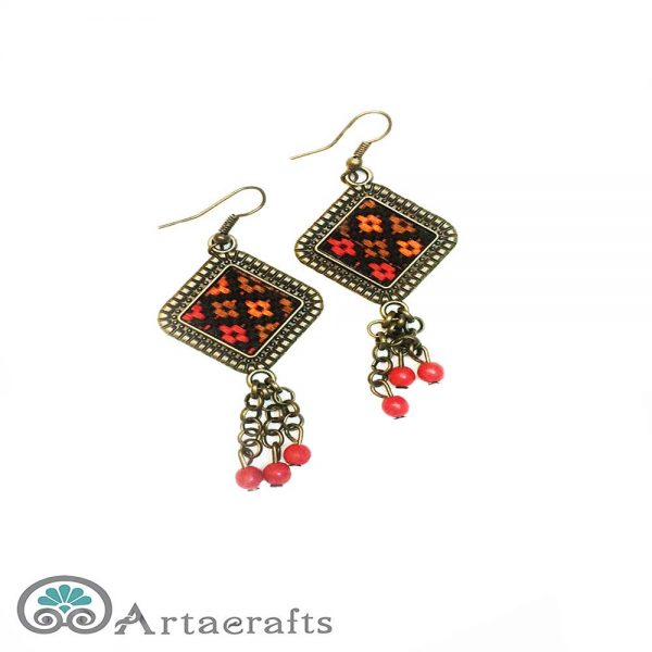 this is a picture of handmade earrings.