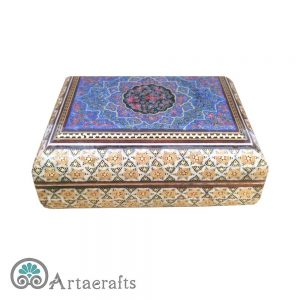 Inlay Jewelry Box