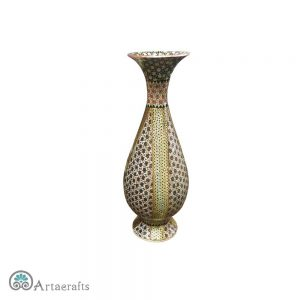 this inlay (Khatam) vase.