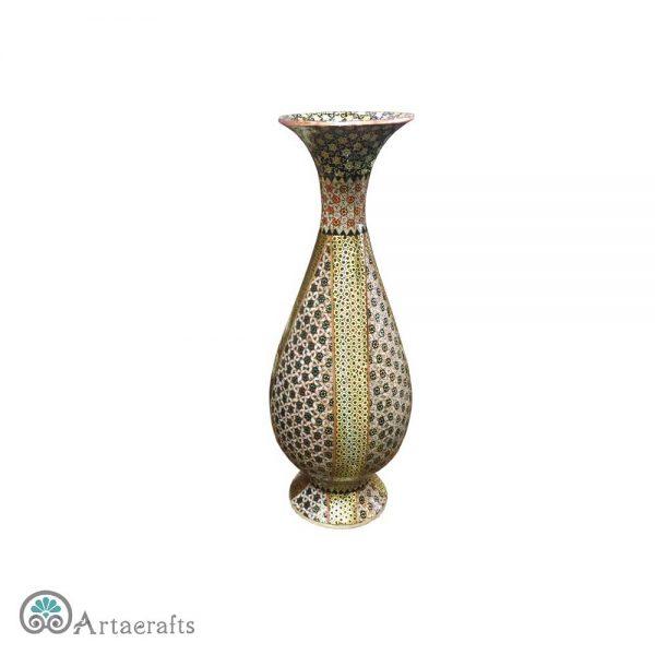 this inlay (Khatam) vase.