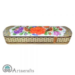 Flower pencil box