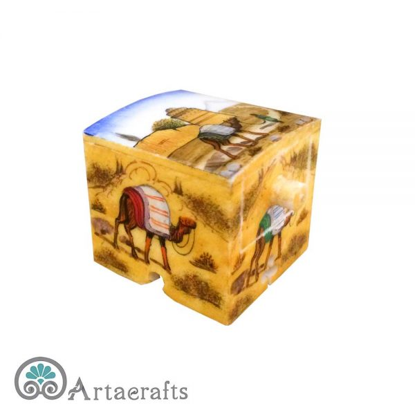 Small jewelry Box Caravansary design
