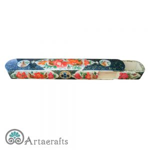 Large Flower and Bird pencil box